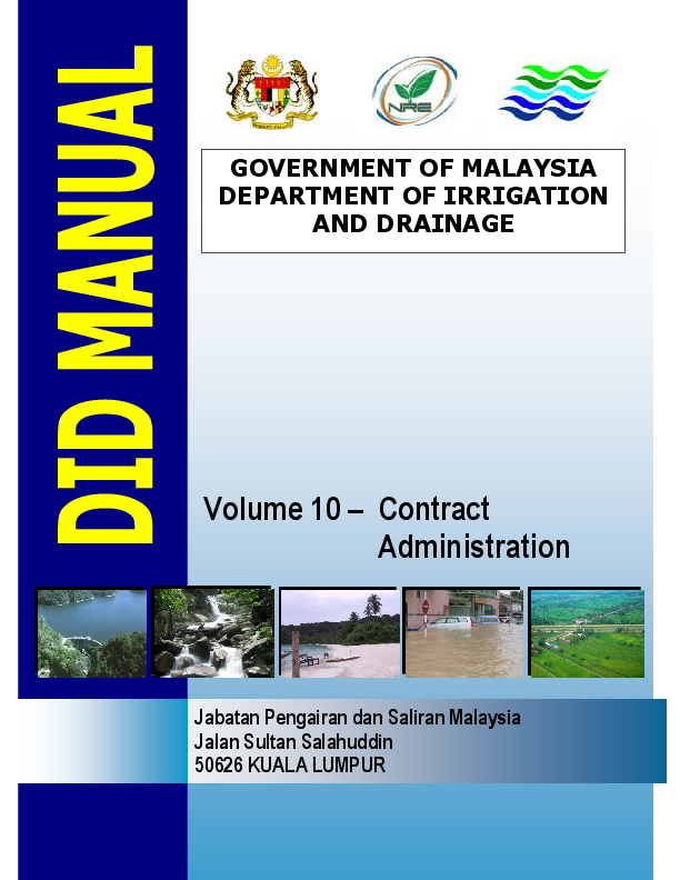 PDF) GOVERNMENT OF MALAYSIA DEPARTMENT OF IRRIGATION AND