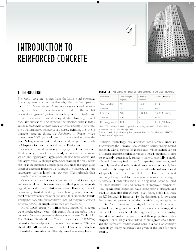 PDF) Design of Reinforced Concrete Structures | Subramanian
