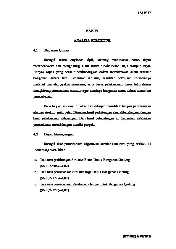 Doc Bab 4 Skripsi Ujang Asf Academia Edu