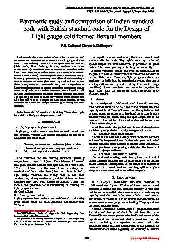 Code pdf standard indian