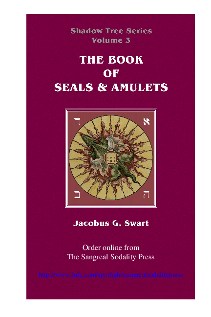 PDF) The Book of Seals & Amulets (The Shadow Tree Series