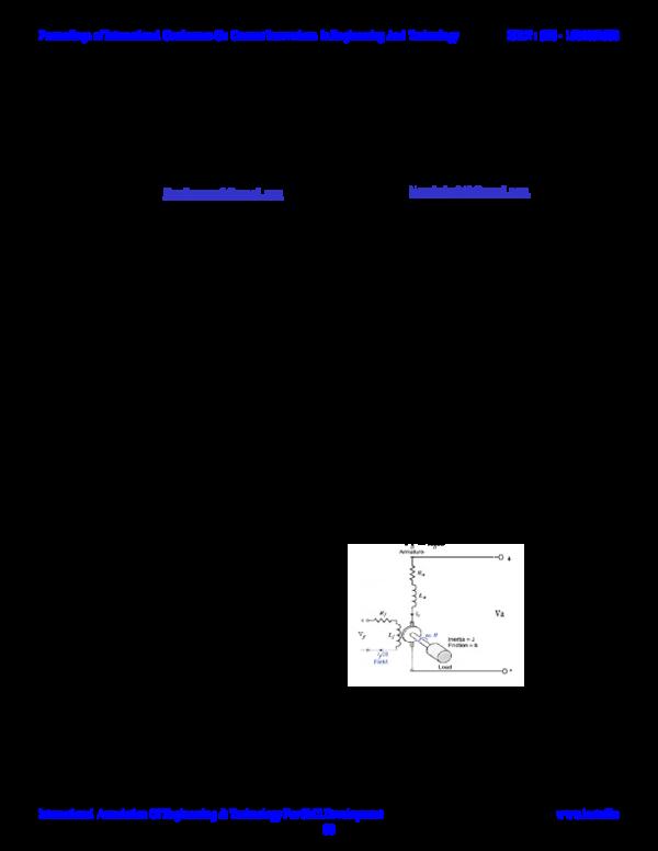 PDF) IAETSD-POSITION CONTROL OF SERVO SYSTEMS USING PID