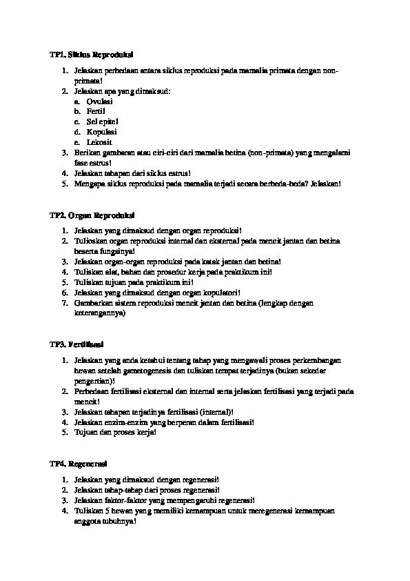 8100 Gambar Sistem Reproduksi Pada Hewan Mamalia HD Terbaru
