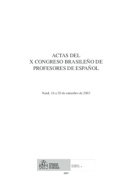 Pdf Preparación Y Procesamiento De Un Corpus Para La