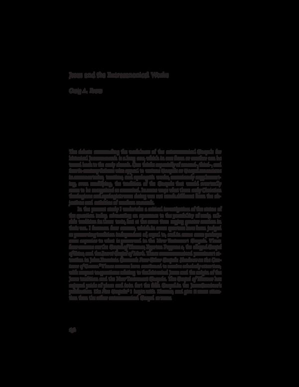 Thomas evangelium pdf