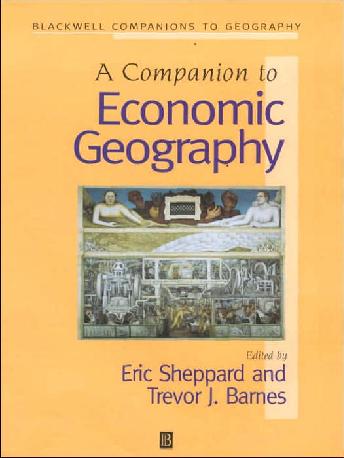 Economic Geography Mostafa Ali Academia