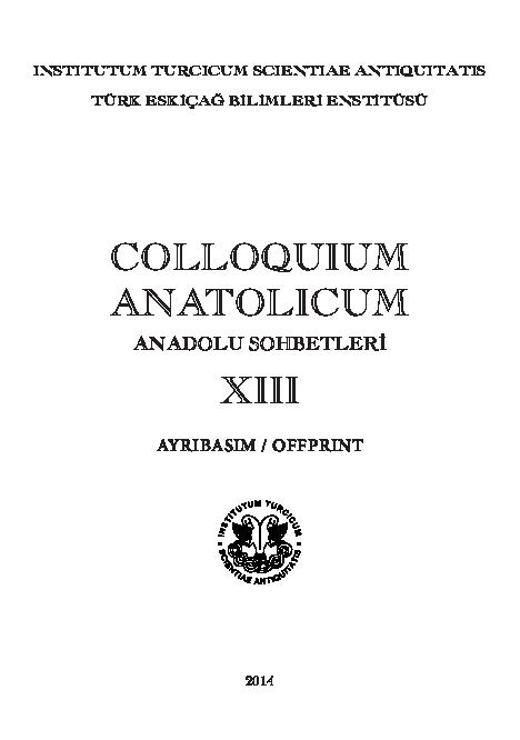 (PDF) Review of Y. Sezgin, Arkaik Dönem İonia Üretimi