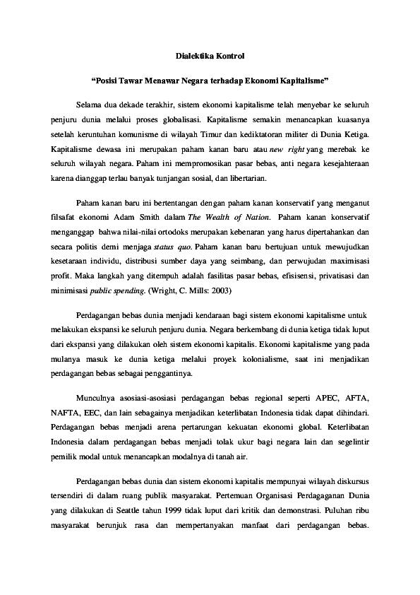 Ekonomi Pancasila - Wikipedia bahasa Indonesia, ensiklopedia bebas