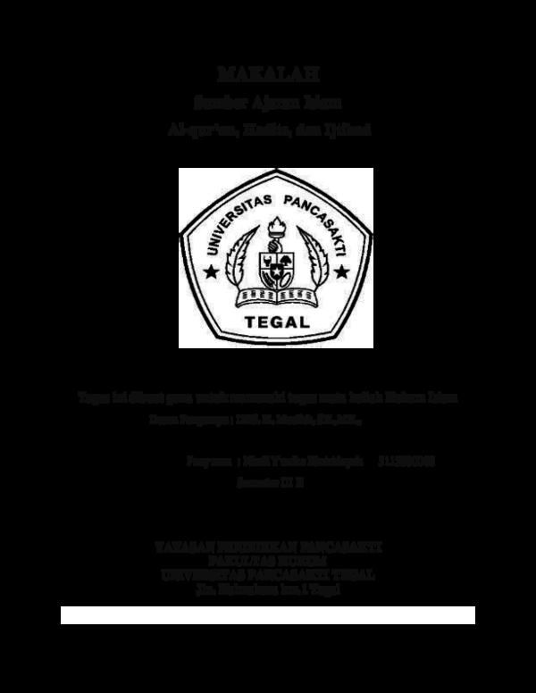 Doc Hukum Islam Alivia Yunike Nindy Academia Edu