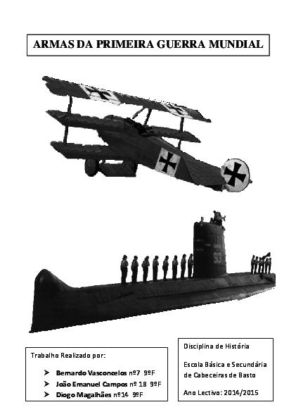 1 guerra mundial em pdf free