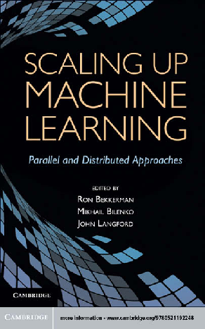 PDF) Scaling up Machine Learning | tao xie - Academia edu