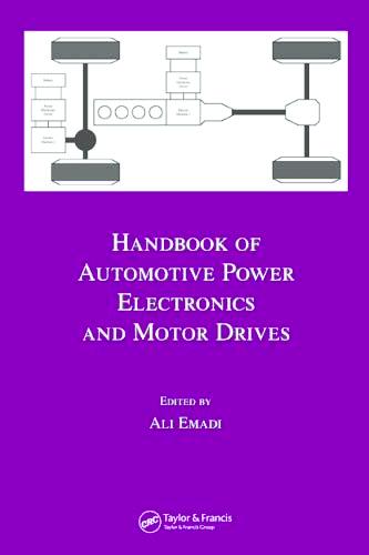 PDF) Handbook Of Automotive Power Electronics and Motor