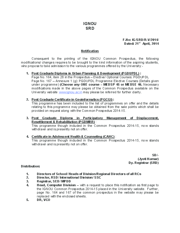 PDF) Ms  Vibha Verma, PA, SRD Prepared & vetted at: Student