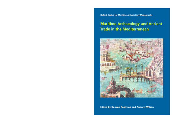 PDF) Developments in Mediterranean shipping and maritime trade from