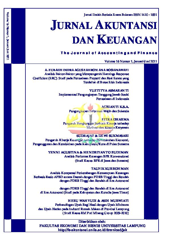 Pdf 1 Jurnal Ilmiah Akuntansi 1 Aray Zanofer Academia Edu