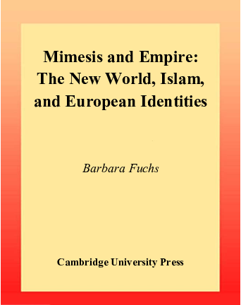 PDF) [Barbara Fuchs] Mimesis and Empire The New World,(Book