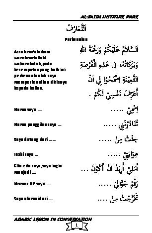 kamus bahasa arab bergambar pdf