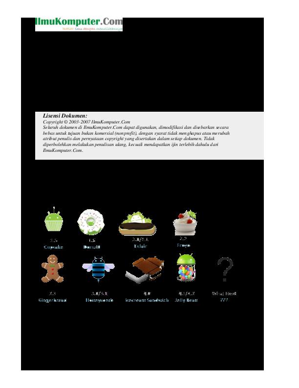 Pdf Cara Membuat Aplikasi Android Sederhana Miftahul Huda Academia Edu