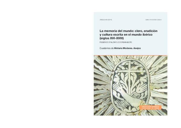 0ca360b8a61f PDF) La memoria del mundo  clero