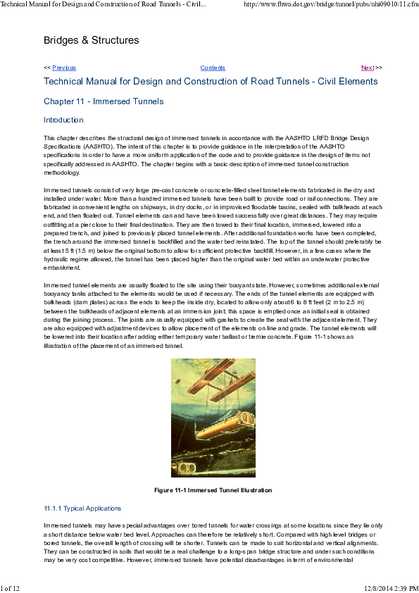 Bridges & Structures << Previous Contents Next >> Technical