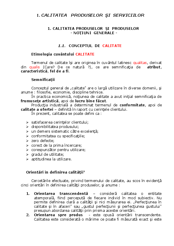 calitatea viziunii 7 litere)