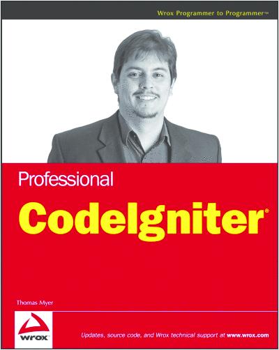 PDF) Professional CodeIgniter | Paulo Rodolfo - Academia edu