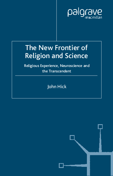 PDF) The New Frontier of Religion and Science Religious