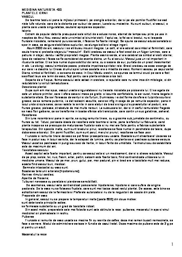 infertilitate a focarului varicos tălpi mâncărime noaptea