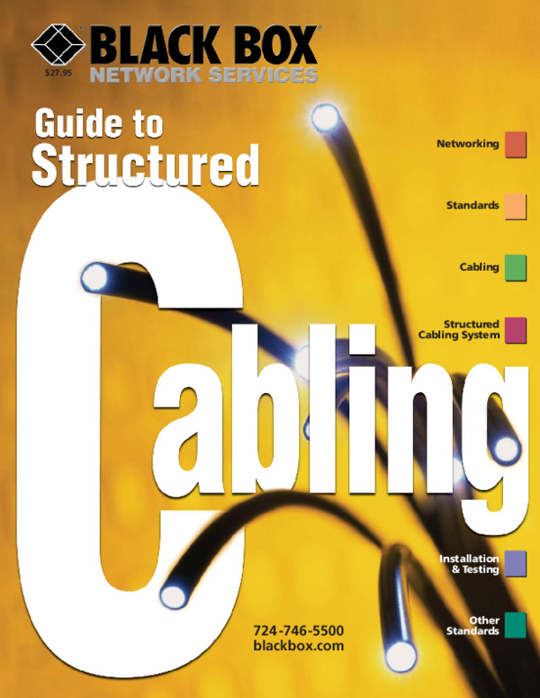 Structured Cabling Pdf