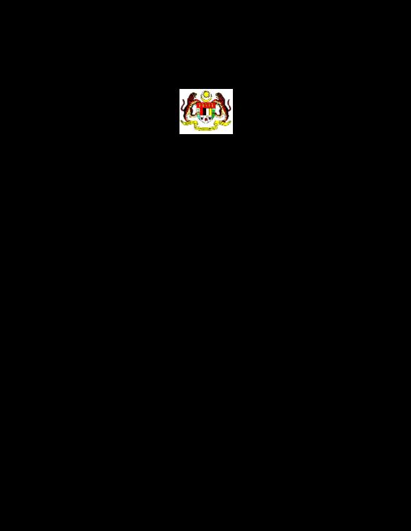 Pdf Kerajaan Malaysia Pekeliling Perkhidmatan Bilangan 5 Tahun 2007 Affendi Tawakkal Academia Edu