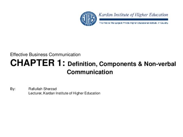 Business communication pdf edition lesikars 12th