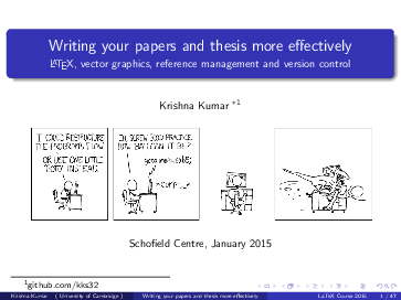PDF) Writing your papers and thesis more effectively