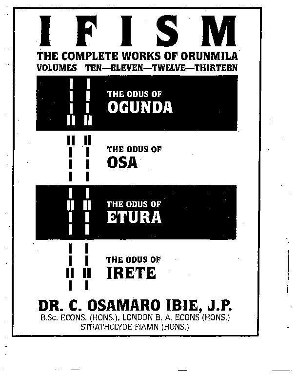 PDF) OSAMARO-I | AWO IFASEUN AWOJOGBO OLUSOLA OGUNSÍ MIGUEL