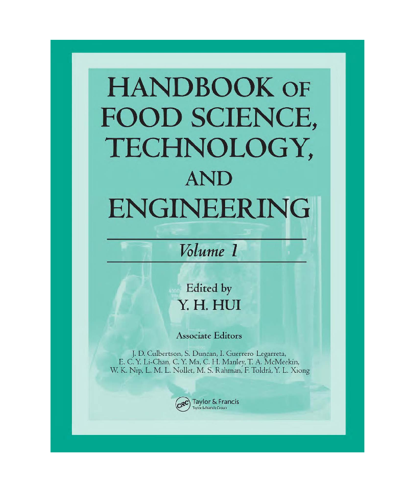 PDF) LIVRO - Handbook of Food science technology and engineering ... d5a00ad962018