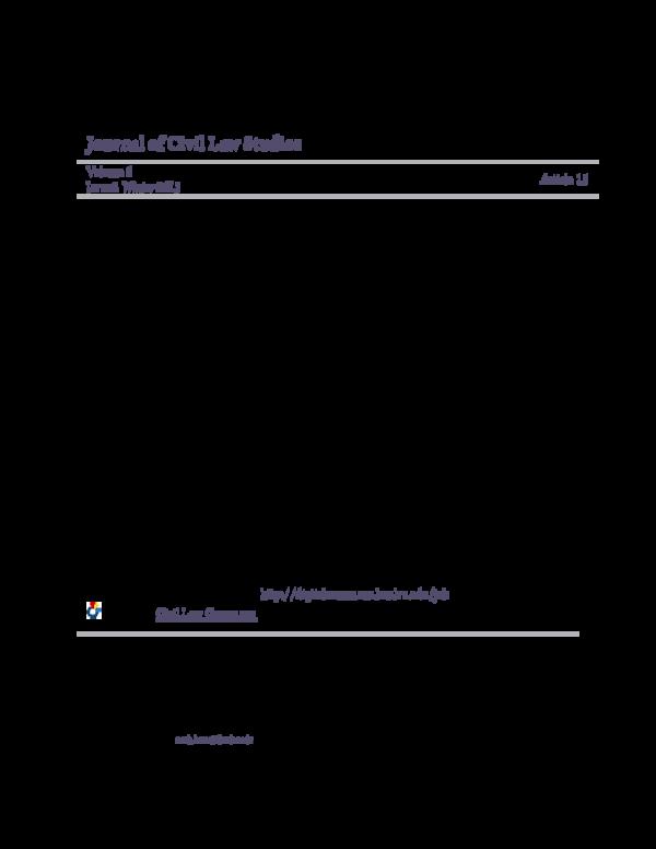 Tort law, Personal injury, Product liability / Erstatningsrett