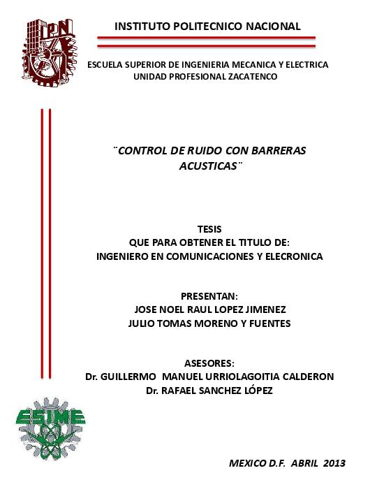 ca0aaf1e25606 CONTROL DE RUIDO CON BARRERAS ACUSTICAS