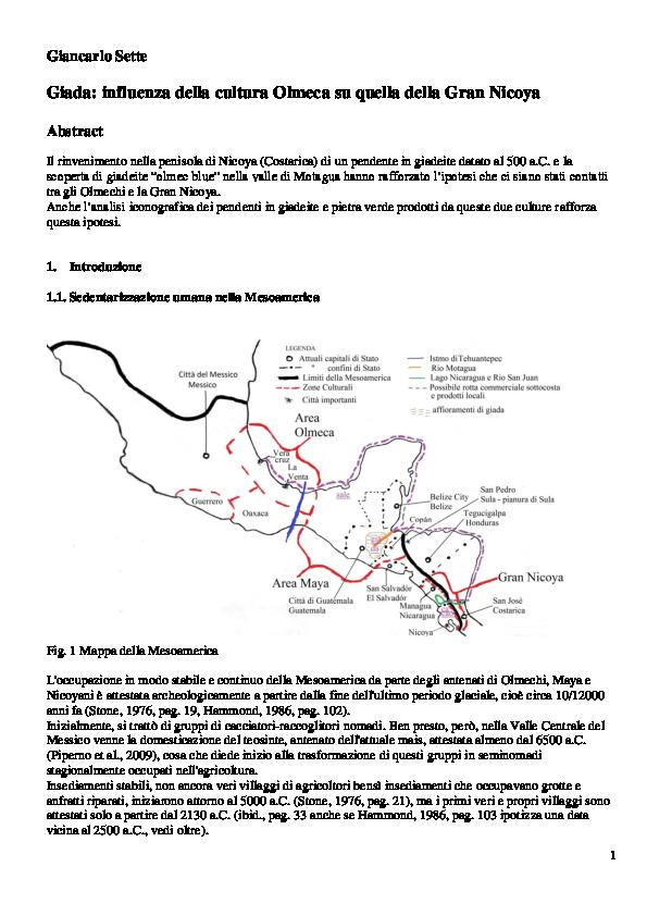 Cultura datazione in Messico