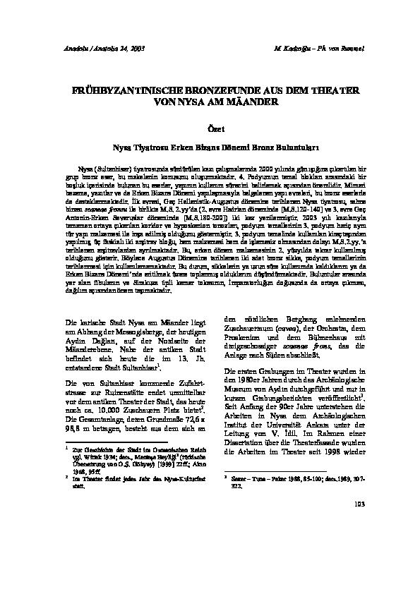 Datieren alan-Rahmen