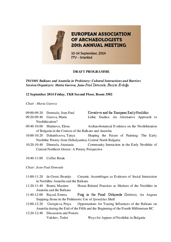 Eaa 2014 Istanbul New Tools In Anthropology An Evaluation O F Low Cost Digital Imagery Methods In 3d Photogrammetry A Nd Reflect Ance Transformation Imaging Applied T O Fragile Osteological Metarial