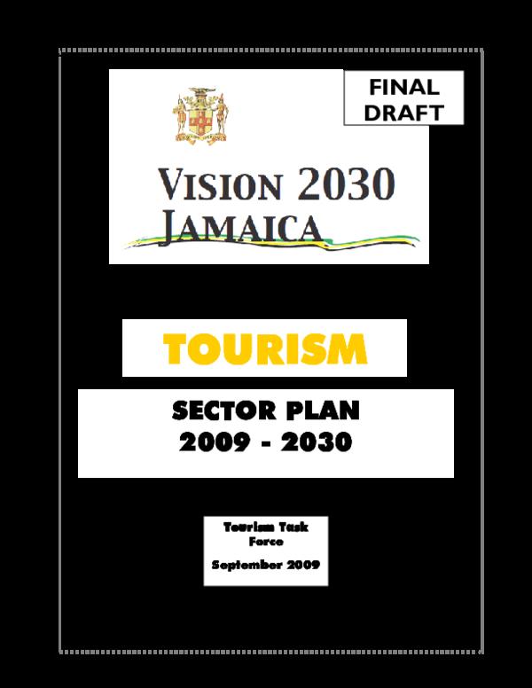 Vision 2030 Jamaica Pdf