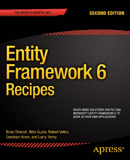 PDF) Entity Framework 6 Recipes | Conservatoris Sca - Academia edu