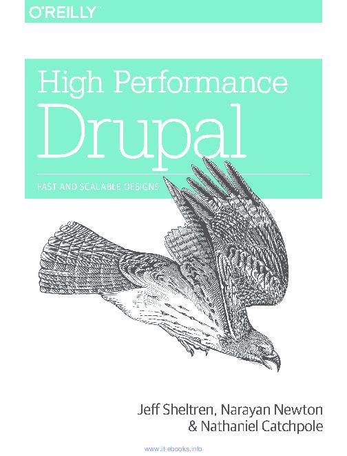 PDF) High Performance Drupal | wahyu prayogo - Academia edu