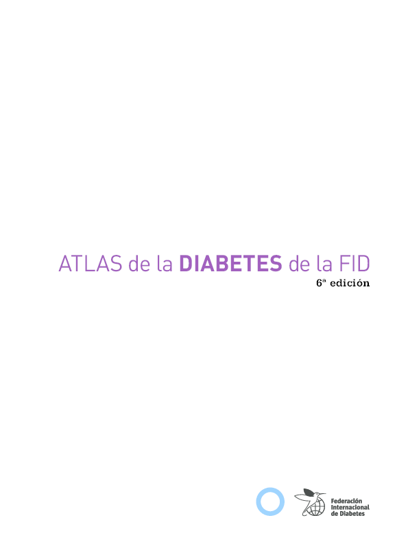 Elección de diabetes atlas de la fid 2020
