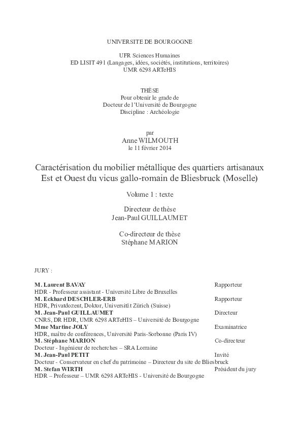 XIXe siècle. base de calcul de limpôt foncier (dix ans après la réforme fiscale de 1891), sans parler des nombreuses feuilles dominicales, ces publications ne sont.