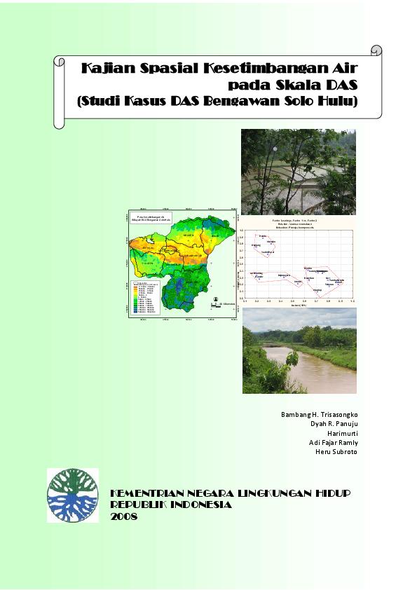 (PDF) Water Balance - Keseimbangan Neraca Air [ Das ...