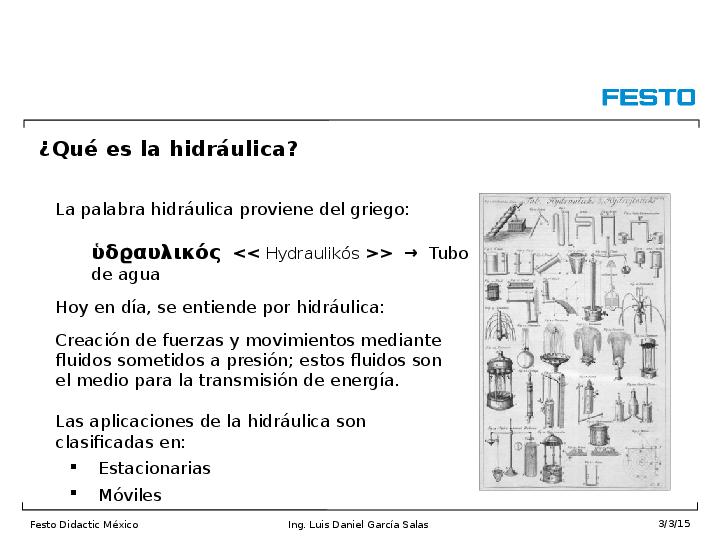 Simbología hidráulica festo pdf