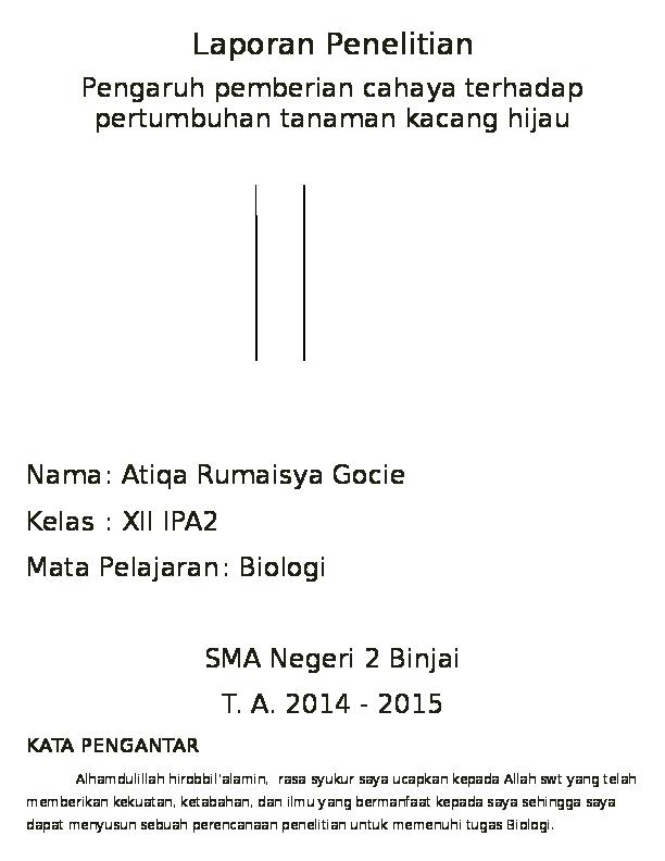 Doc Makalah 1 Kacang Hijau Diana Khusnety Academia Edu