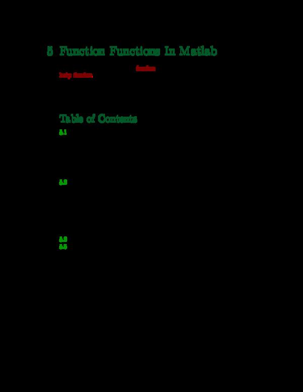 PDF) Matlab Tutorial-5   Ermia Azarkhalili - Academia edu