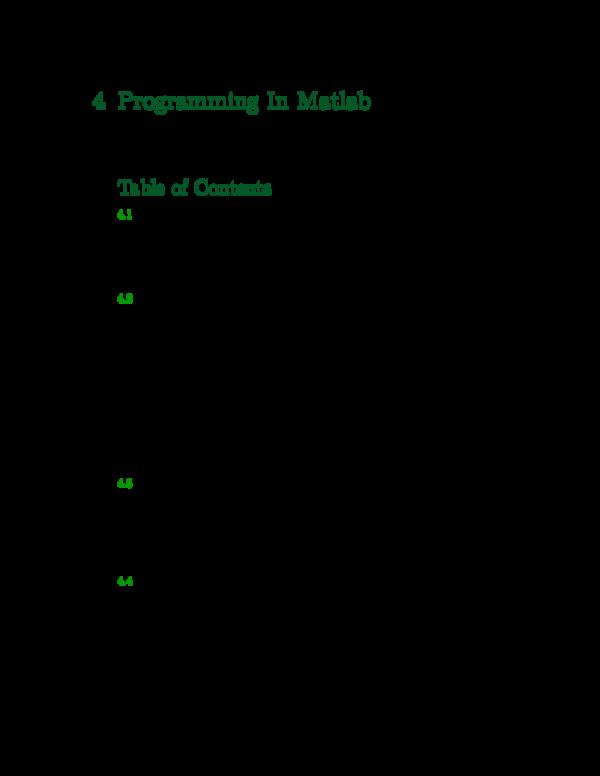 PDF) Matlab Tutorial-4 | Ermia Azarkhalili - Academia edu