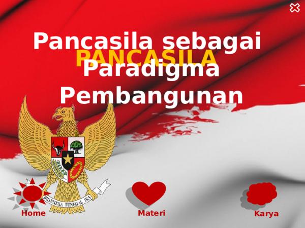 Ppt Presentation Paradigma Pancasila Primanita Ersyah Febrina Academia Edu